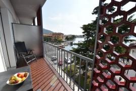 balcone vista porto