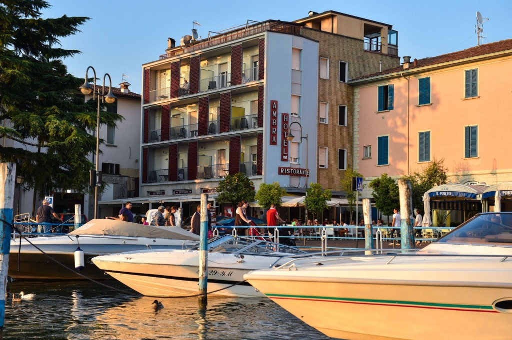 hotel in iseo on the lake